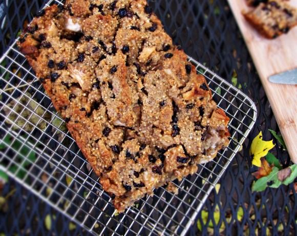 Greatist Collaboration: Quinoa Apple Cake