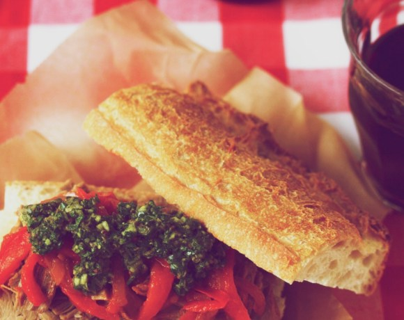 Guest Post from Gourmandistan: Florentine failure begets brilliant bollito baguette
