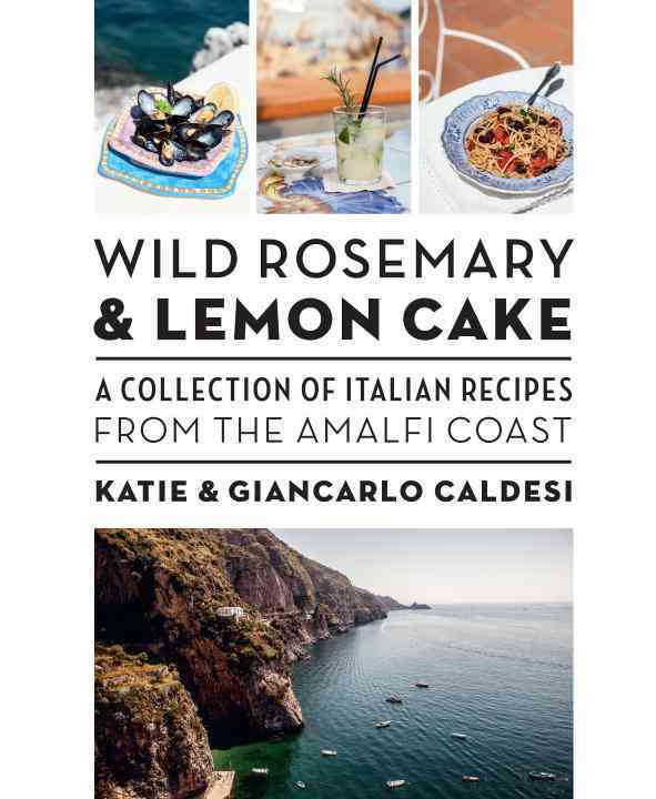 Wild Rosemary and Lemon Cake