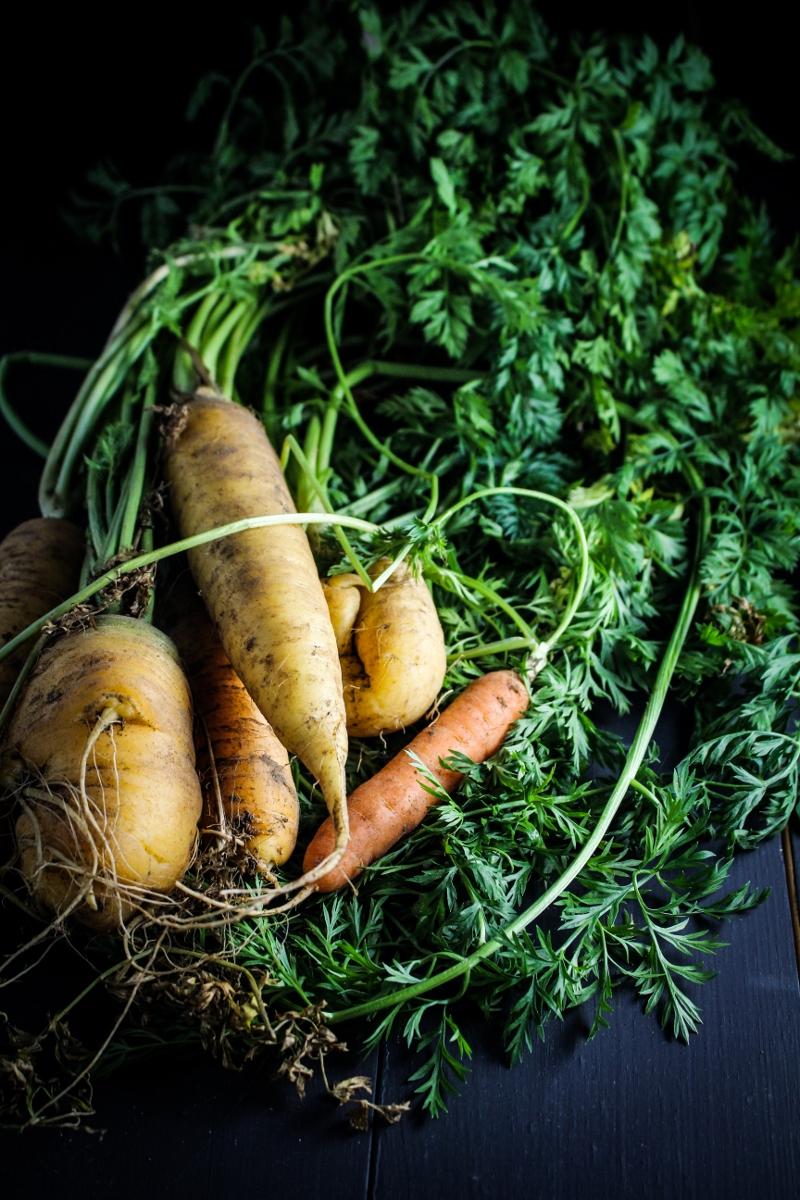 Garden Carrots {Katie at the Kitchen Door}
