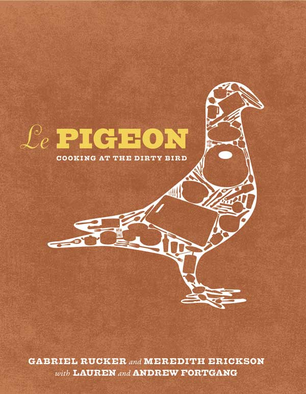 Le Pigeon #cookbook #giveaway