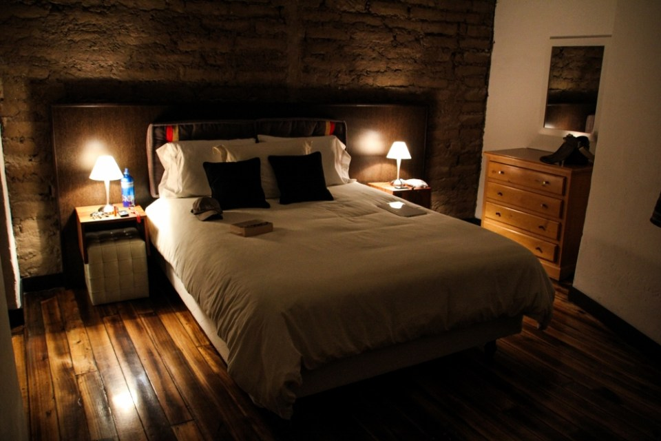 Ecuador Travelogue: Quito - Hotel Casa Gardenia {Katie at the Kitchen Door}