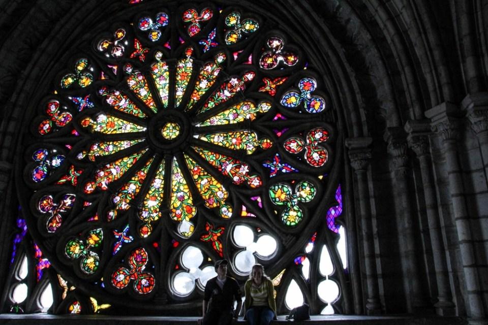Ecuador Travelogue: Quito - National Basilica {Katie at the Kitchen Door}
