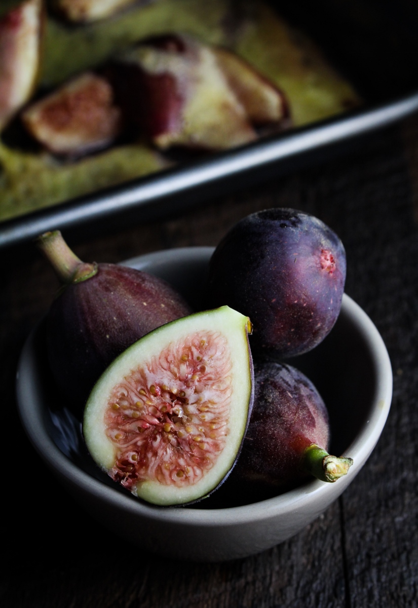 Fresh Figs {Katie at the Kitchen Door}