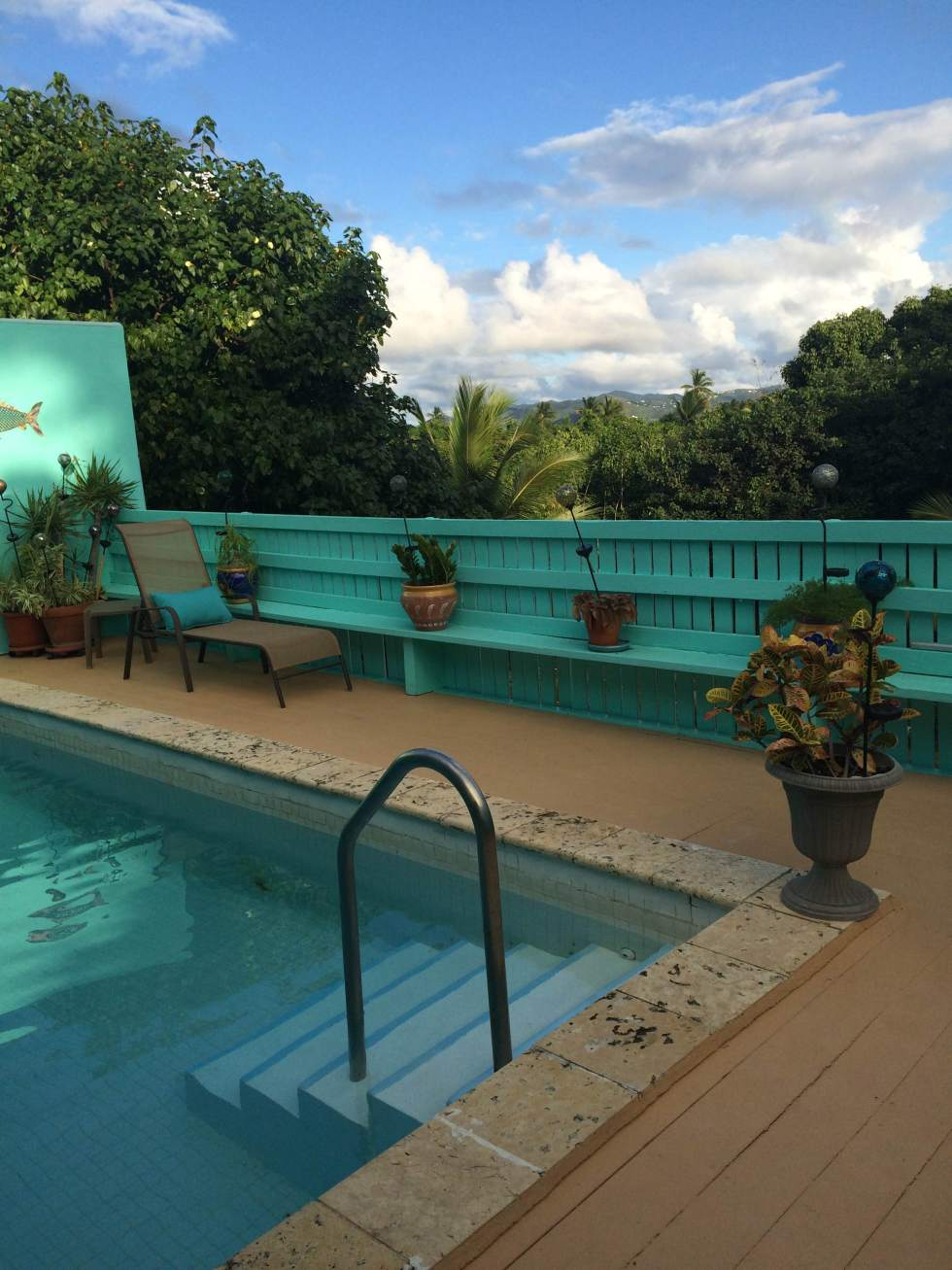 Pavilions and Pools, St. Thomas - USVI Travelogue {Katie at the Kitchen Door}