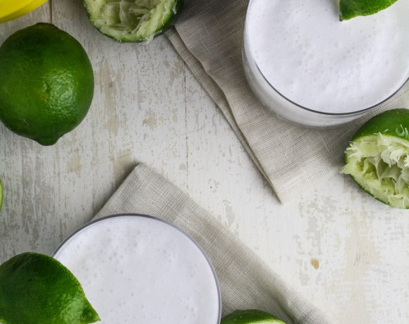 Colombian Limonada de Coco