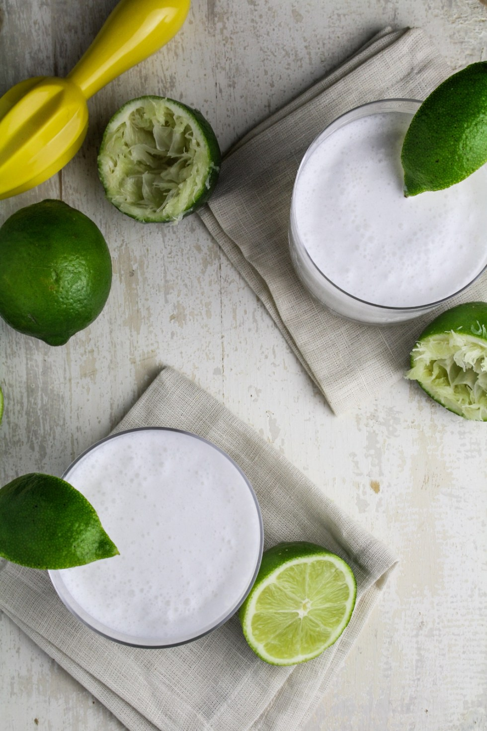 Colombian Limonada de Coco {Katie at the Kitchen Door}