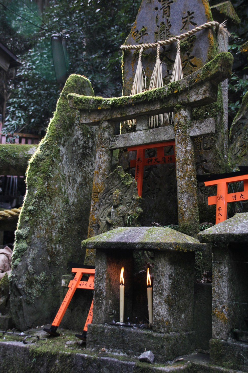 Fushimi Inari, Kyoto {Katie at the Kitchen Door} #Japan #travelogue