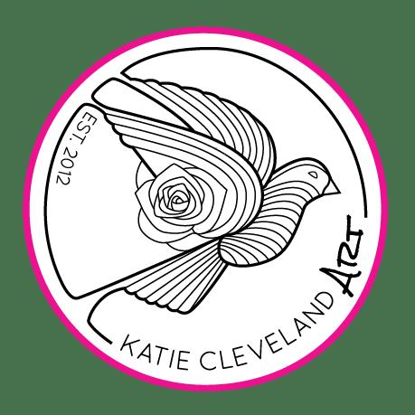 Katie Cleveland Art logo