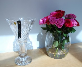 Waterford 14 inch Windows Vase £580