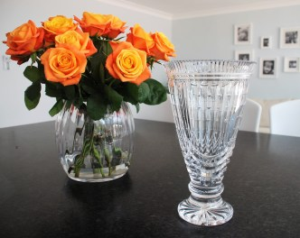 Waterford Cliffs of Moher 13 inch Vase