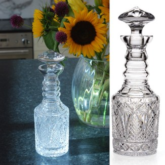 Waterford Crystal Museum Collection Decanter