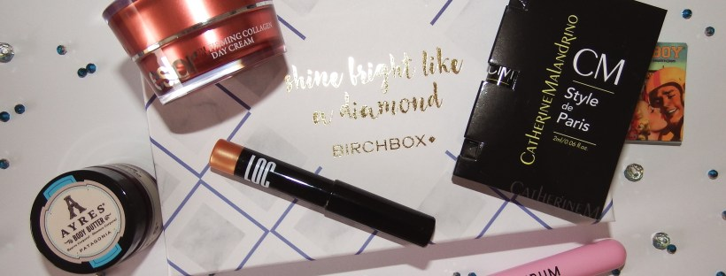 Birchbox February 2016 - Contents