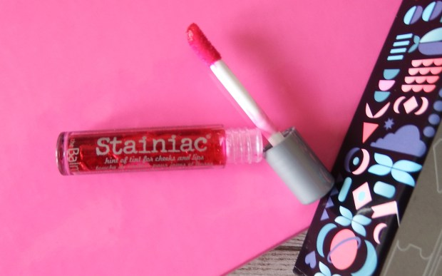 May 2016 Birchbox For The Dreamers The Balm Cosmetics Stainiac in Beauty Queen