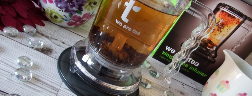 We Are Tea - Simplicitea Infuser & Earl Grey Supreme Loose Leaf Tea