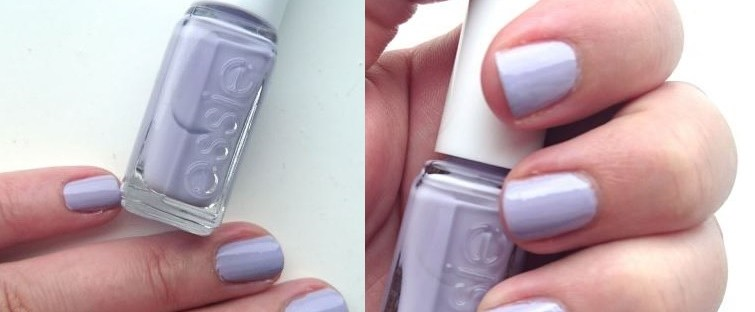 Essie Virgin Snow Nail Polish