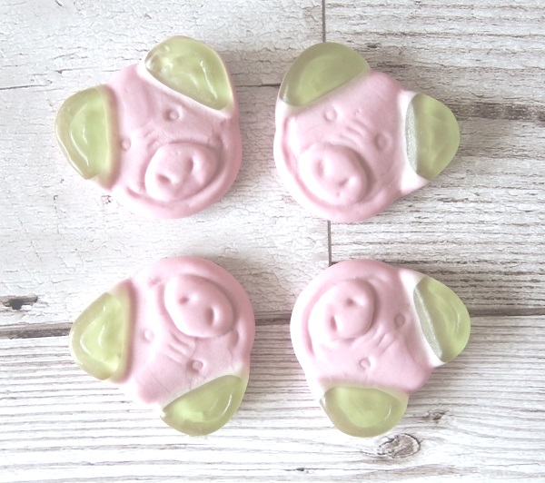Vegetarian Percy Pig Sweets The Blogger Tag About Me Katie Cupcake Life With ME