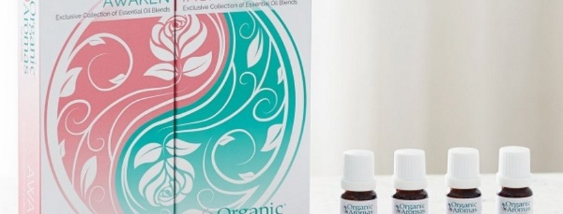 Organic Aromas The Elements Premium Essential Oil Blends Collection Review