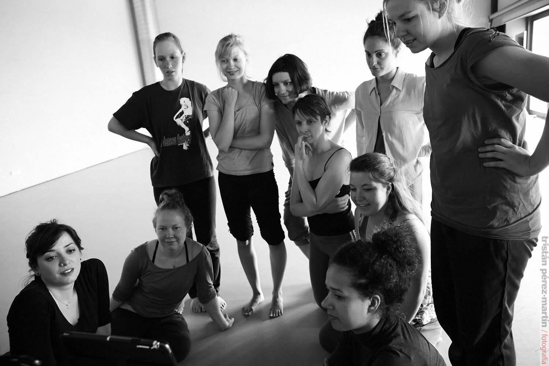 Teaching-Katie Dale Everett Dance Brighton