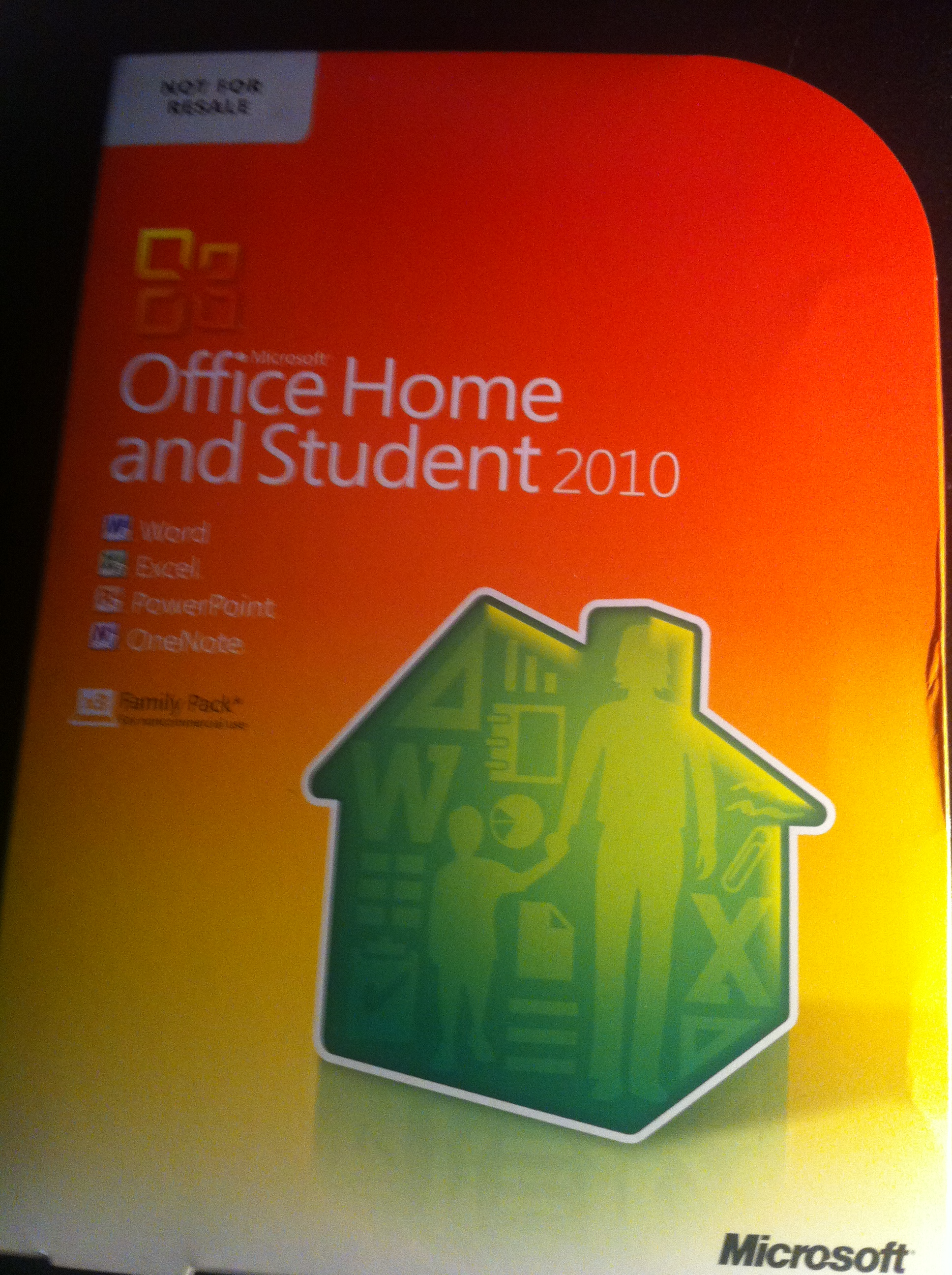 office home and student 2010 tech