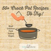 50 {Delicious} Crock Pot Recipes to Try!