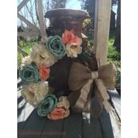 My DIY Floral Wreaths