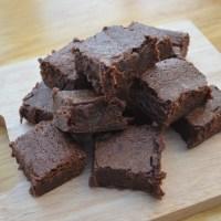 Chocolate Brownie Fudge Recipe