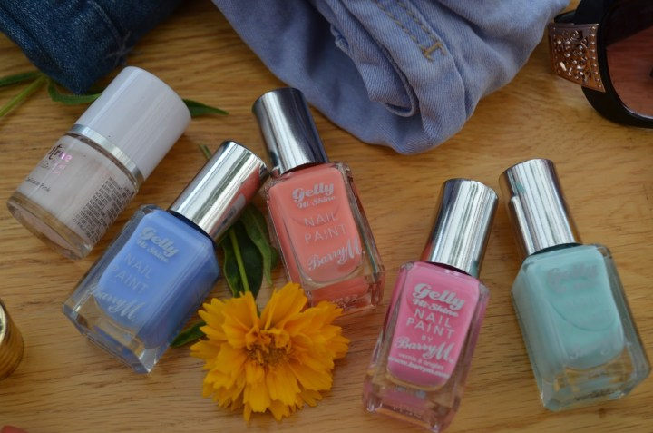 Summer Skincare, Makeup and Fashion Essentials - Nail Polish