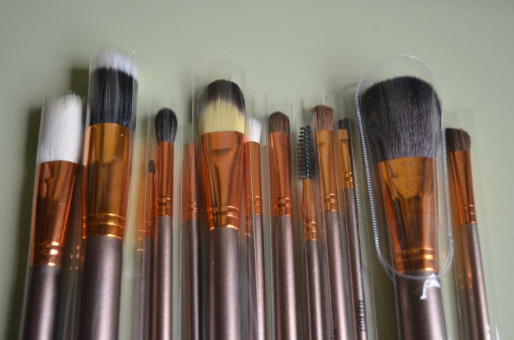 New Beauty Find: Beau Belle Make Up Brushes: Review