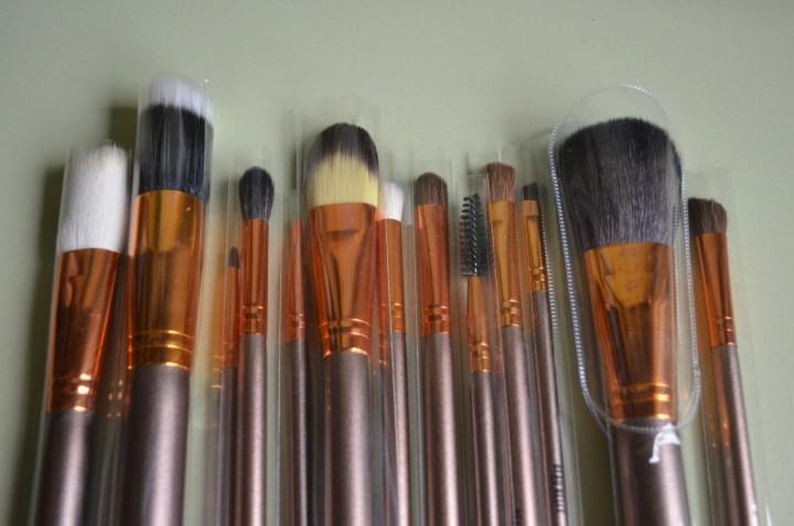 Beau Belle Makeup Brush Set