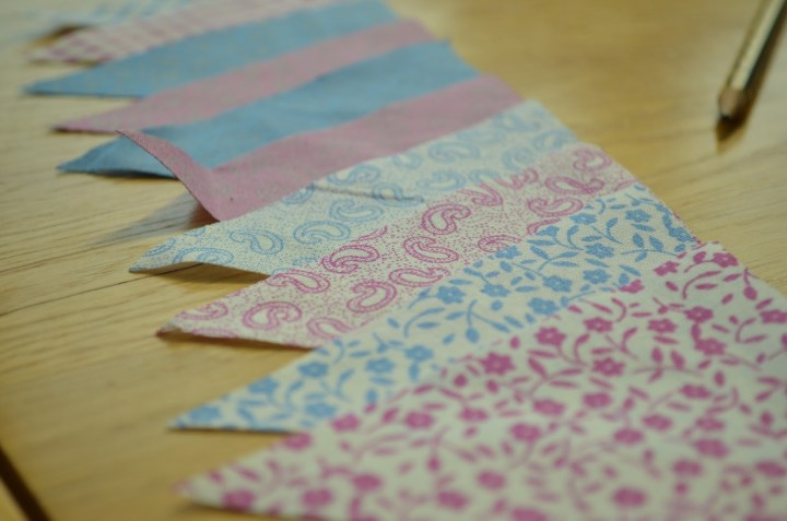 Easy Bunting Craft Idea How To