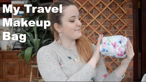 My (Travel) Makeup Bag | YouTube
