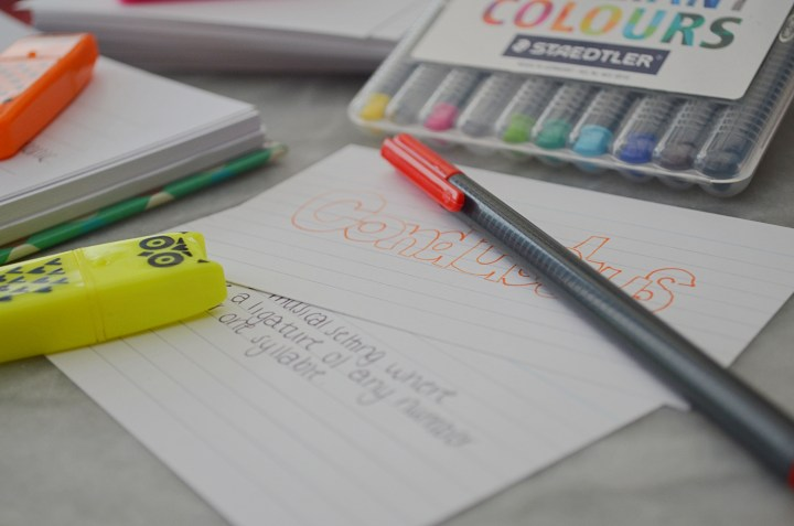 Revision Tips | How I Managed To Get As/A*s