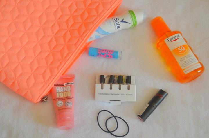 My Handbag Beauty Essentials for Summer