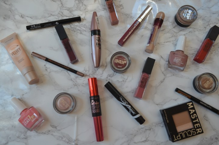 Maybelline | My Picks From My Favourite Drugstore Brand