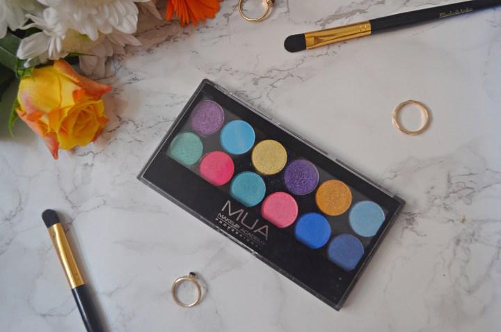 Review | MUA Poptastic Palette