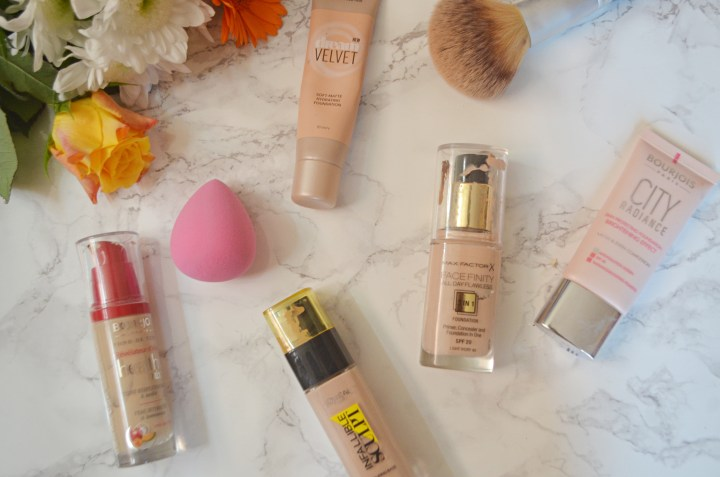 Top 5 Foundations