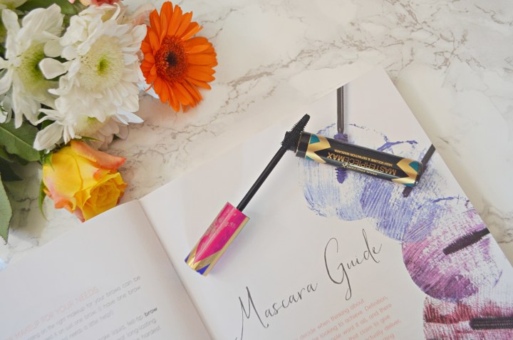 Review | Max Factor Master Piece Max Mascara