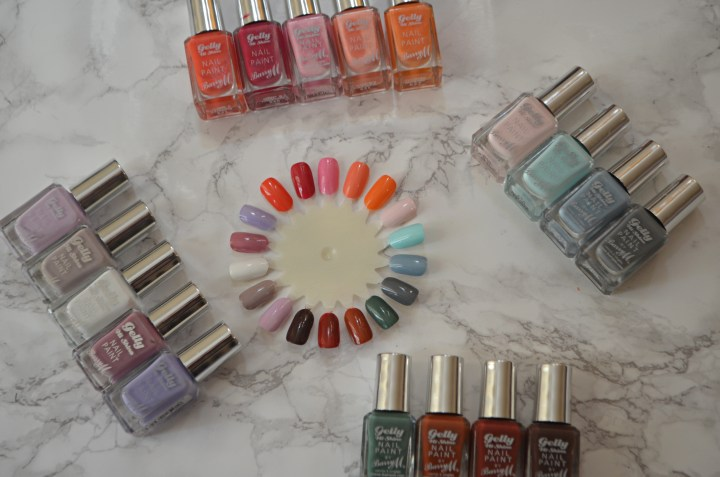 Nails Barry M