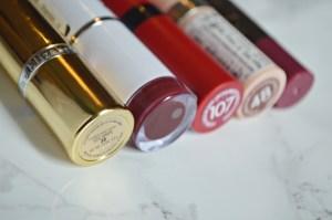Top 5 Autumn/Fall Lips