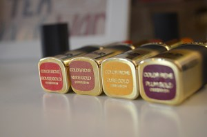 L'Oreal Colour Riche Gold Obsessions Review