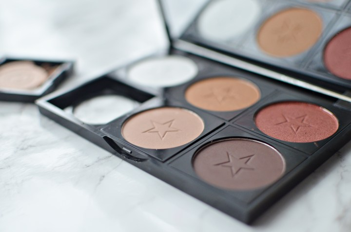 New: Makeup Obsessions DIY Eyeshadow Palettes
