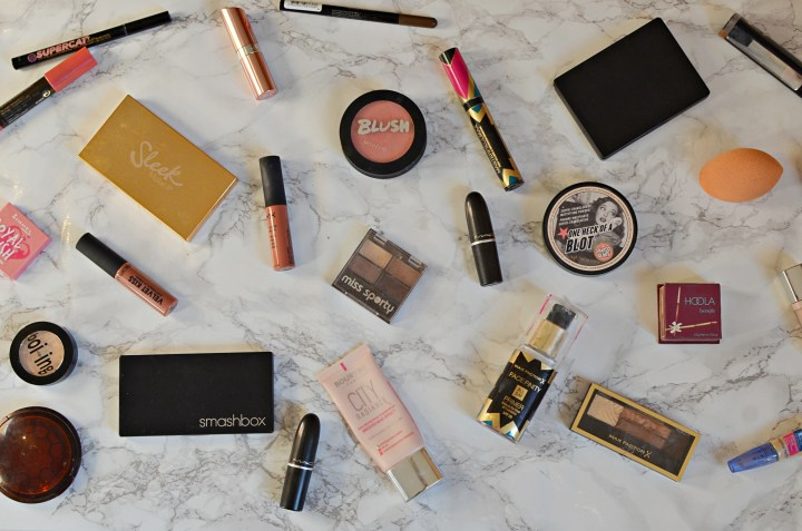 2016 Makeup Favourites