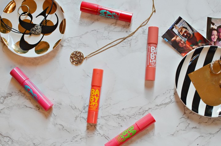 New | Maybelline Baby Lips Colour Balm Crayon