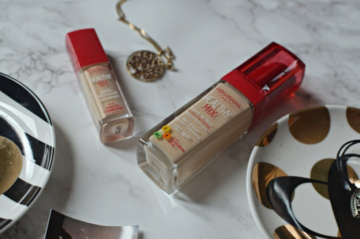Bourjois Healthy Mix Foundation & Concealer Review