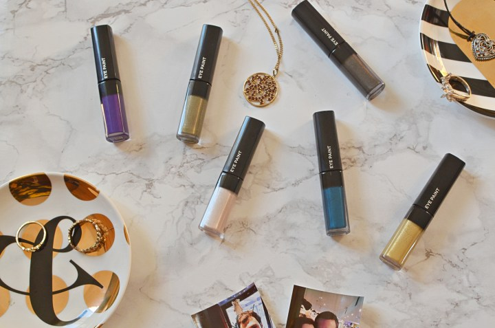 Review and Swatches L'Oreal Paris Infallible Eye Paints