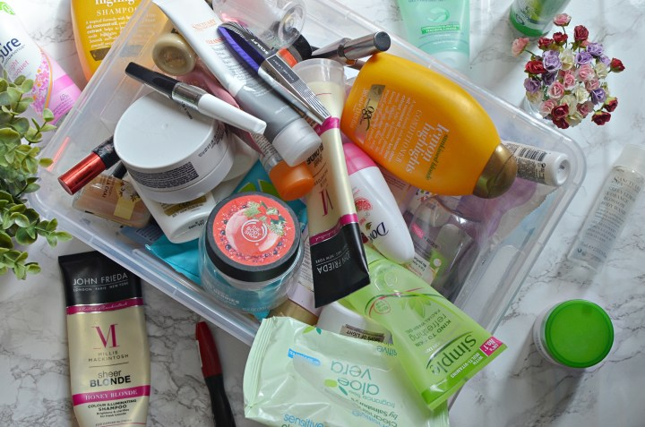 Empties April 1