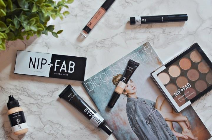 New: Nip + Fab Makeup