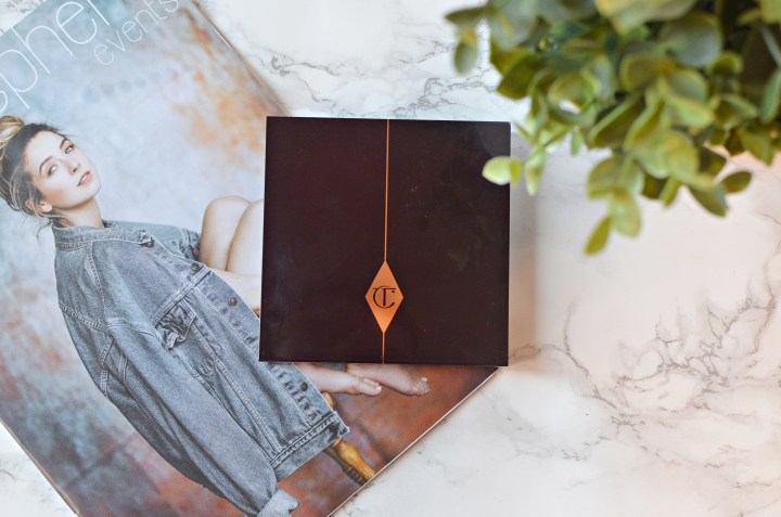 Review | Charlotte Tilbury Instant Look In A Palette