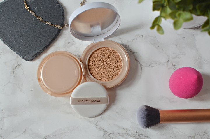 Review Maybelline Dream Cushion Foundation